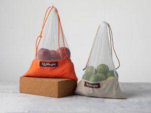 Bolsas de frutas y verduras