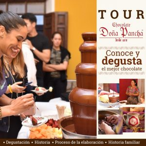 Tour del chcocolate